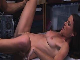 Sofie Marie Is Getting Her Firm Pussy Spreadeagle Fuck