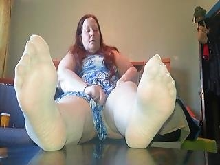 Bbw Stockings Joi Toes Sexy