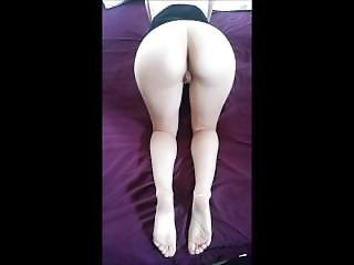 Get A Sneak Of My Pussy And Ass - Upskirt Tease