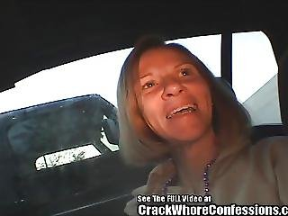 America Most Wanted Crack Whore Suck Fucks My Cock