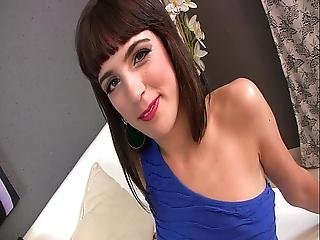 1st Casting Carol Vega 18 Years Old