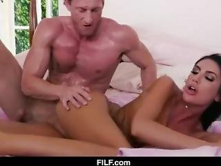 August Ames Love Stepbrother Cock Pov