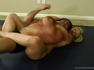 Mixed Wrestling 21