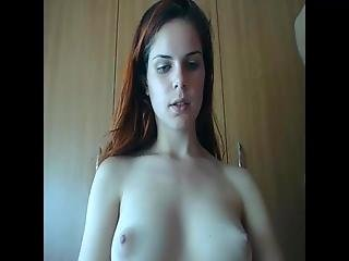 Lovely Redhead Blows Dick