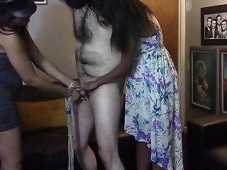 Double Domme Cfnm Cbt