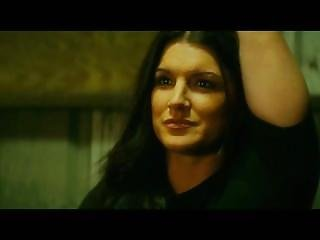 Gina Carano Beat Up A Guard