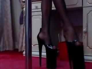 Platform High Heels Dancing