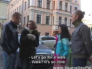 Young Sex Parties - Fucking Together Is Awesome