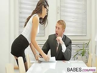 Babes.com - Learning The Ropes - Carolina Abril