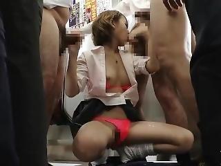 Shiina Sora Bus