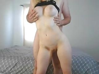 Beautiful Young Teen Fitness Model Fucked Quick Before Work-jessicagreyxx