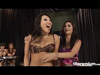 Sex Competition With Asa Akira