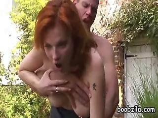 Hot Milf Gets Pounded By Young Horny Stud