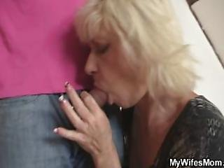 In Law Seduces Him While Wife Gone