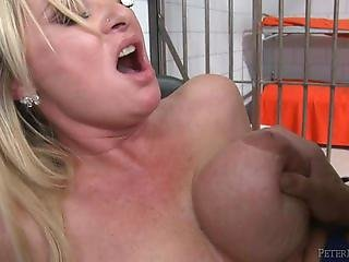 Allison Kilgore Slut Fucked In Jail