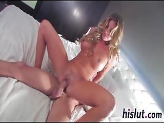 Lucky Stallion Gets To Bang Samantha Saint