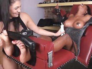 Tasha Tickled By Jade