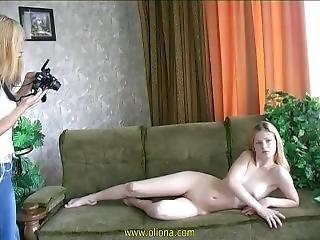 Sexy Russian Teen Nude Phoyo Shoot
