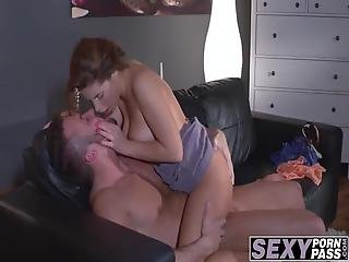 Sensual Love Making Pleases Horny Ally