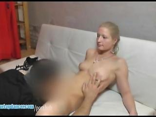 Fingering And Licking For Shy Czech Teen