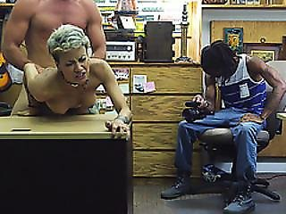 Pawnshop Pervert Owners Tricked A Desperate Couple
