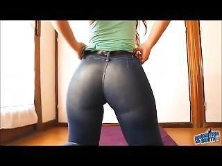 Ass, Babe, Big Ass, Jeans, Tight