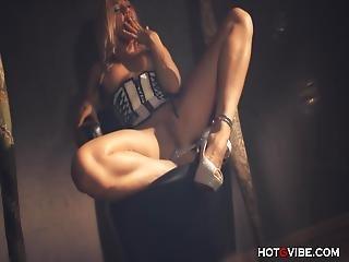 blondine, cream, ejakulation, weibliche ejakulation, hacken, hugetit, latina, unterwäsche, onanieren, milf, orgasmus, ruppig, kreischen, solo, spritzen, tätowierung, spielzeug