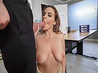 Natasha Nice Returns The Favor Blowjob To Charles Dera