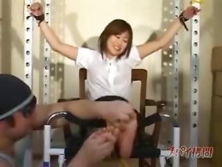 Japanese Tickling