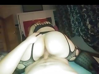 amatoriale, cowgirl, punto di vista, sexy