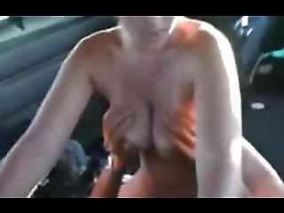 Naomi Rides Cock