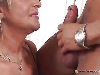 Rides On The Penis From Her Boyfriend