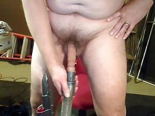 Broke Vacuum Sucking Daddys Cock
