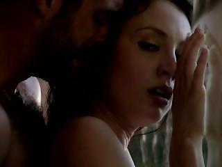 Leah Gibson - Rogue 2013
