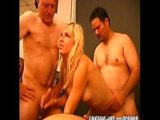 First Time Teens Gangbanged In Our House