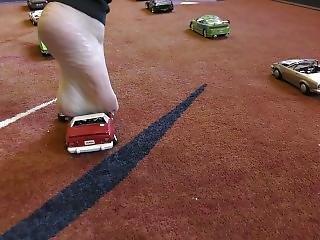 Toy Car Crush