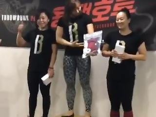 Korean Crossfit Champion 1st Place