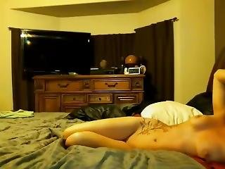 Pretty Sexy Brunette Fucking A Muscle Man - Cumhardcam.com