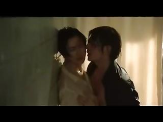 Asian Couple Wetlook Passion