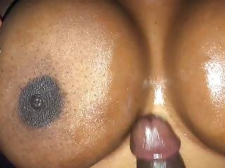 Step Mom Wanted Me To Titty Fuck Cumshot