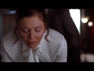 Learn How To Spank (courtesy Of Movie: Secretary 2002)