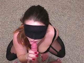 Brother And Sister Blowjob Handjob Cumshot Face Teen In Pantyhose