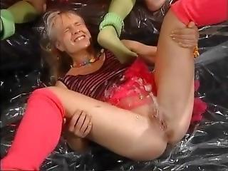 anal, stortuttad, cumshot, piss, pissar, Tonåring, Teen Anal, vintage