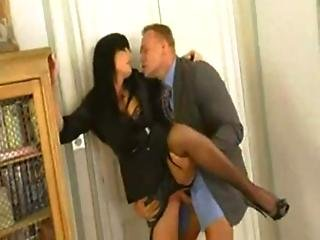 Busty Milf Sucking Dick - Lisa Ann Aka Zina Sunshine
