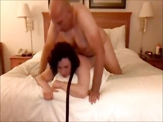 Fucking That Pussy Hard From Behind