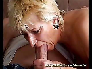 Horny Moms First Anal Sex