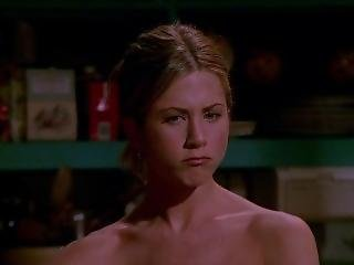 Friends S05 E23 Rachel Green (jennifer Aniston) Naked (not Really)