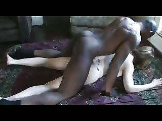 Blonde Mature Loving Some Bbc Anal