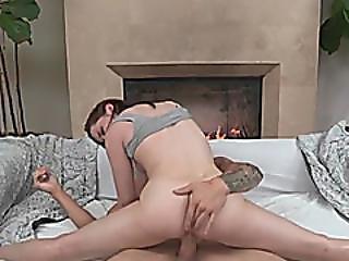Firm Ass Teen Jenna Ross Loves Big Cock Fucking Her Good