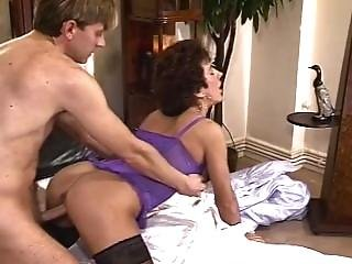 Horny Wife Doggystyle Fucked In Sexy Lingerie
